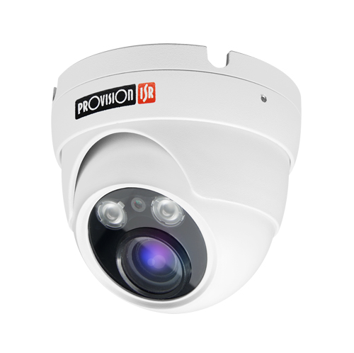 2MP Provision DI-390IP5SVF IP dome POE camera